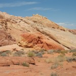 Scenic Drive Valley of Fire
