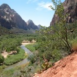 Virgin River (Kayenta Trail)