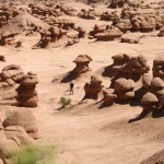 Goblin Valley (dont un Goblin vivant)