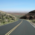Loop Road vers Wupatki NM