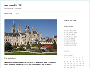Cabourg, Caen et le Pays d'Auge